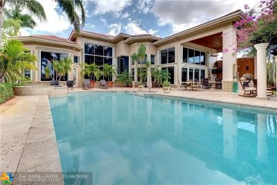 Coral Springs Single Family Home Backup Contract-Call LA: 1848 NW 124th Way