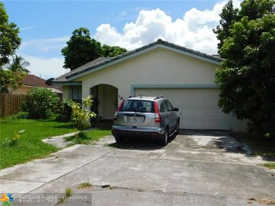 Miami Single Family Home For Sale: 14512 SW 168th Ter