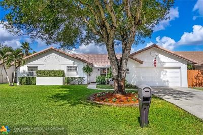 Davie Single Family Home Backup Contract-Call LA: 15921 Cobblestone Ct