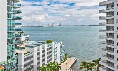 Miami Condo/Townhouse For Sale: 218 SE 14th St #1201