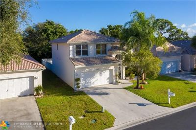 Boynton Beach Single Family Home For Sale: 6433 Jackson Ln