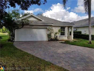 Davie Single Family Home For Sale: 2955 Myrtle Oak Cir