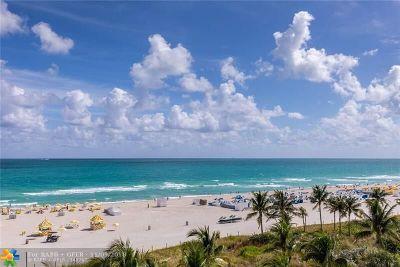 Miami Condo/Townhouse For Sale: 100 Lincoln Rd #648
