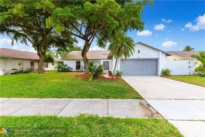 Deerfield Beach Single Family Home For Sale: 289 NW 41st Way