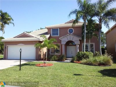 Boca Raton FL Single Family Home For Sale: $499,950
