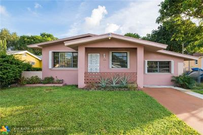 Miami Single Family Home For Sale: 2424 NW 66th St