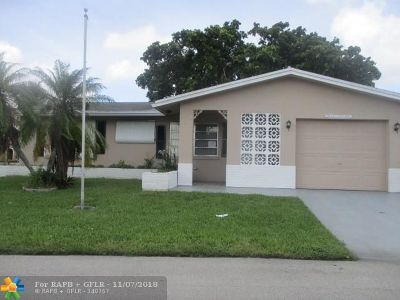 Tamarac Single Family Home For Sale: 4797 NW 49th Rd