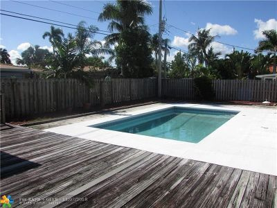 Deerfield Beach Single Family Home For Sale: 1278 SE 7th Ct