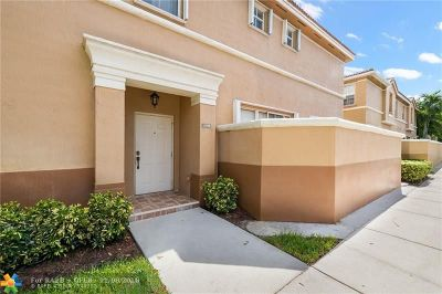 Miramar Condo/Townhouse For Sale: 15598 SW 39th St #279