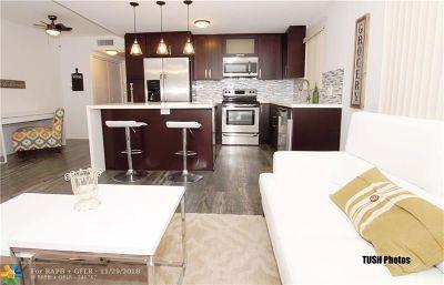 Deerfield Beach Condo/Townhouse For Sale: 8 Farnham A #8