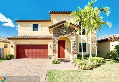 Miami Single Family Home For Sale: 11432 SW 151st Path