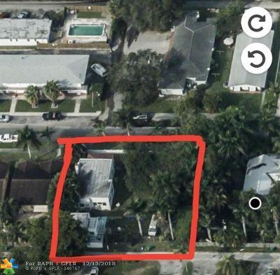 Dania Beach Single Family Home For Sale: 214 SE Park St