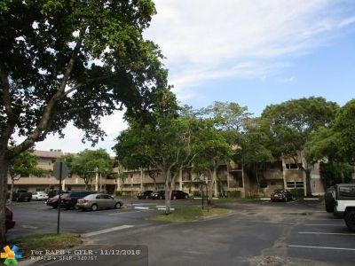 Tamarac FL Condo/Townhouse For Sale: $124,900