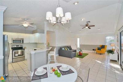 Coconut Creek Single Family Home For Sale: 3360 NW 21st Ct