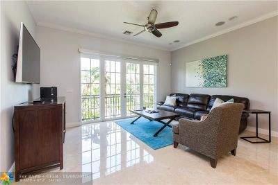Fort Lauderdale Condo/Townhouse For Sale: 500 SE 7th St #105