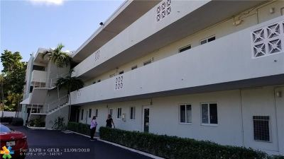 Fort Lauderdale Condo/Townhouse For Sale: 1000 SE 4th St #126