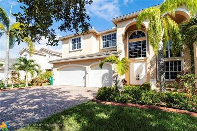 Miramar Single Family Home Backup Contract-Call LA: 5463 SW 186th Way