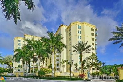 Boca Raton Condo/Townhouse For Sale: 500 SE Mizner Blvd #A-705