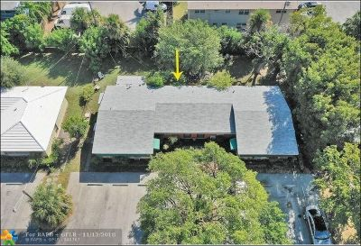 Fort Lauderdale Multi Family Home For Sale: 2510 NE 11th Ct