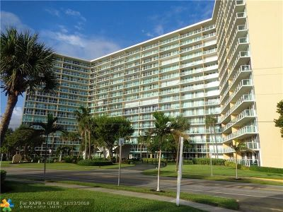 Deerfield Beach Condo/Townhouse For Sale: 333 NE 21st Ave #722