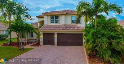 Miramar Single Family Home For Sale: 19221 SW 39th Ct