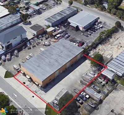 Boynton Beach Commercial For Sale: 611 Industrial Ave