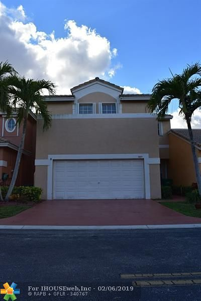 Coral Springs Condo/Townhouse For Sale: 5684 NW 119th Way #.