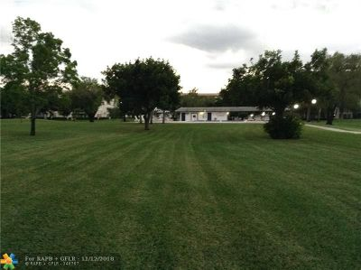 Coconut Creek Rental For Rent: 1605 Abaco Dr #E1