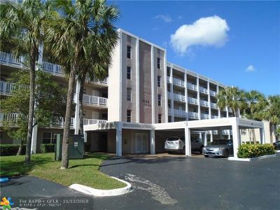 Coral Springs FL Condo/Townhouse For Sale: $132,900