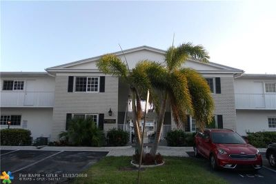 Fort Lauderdale FL Condo/Townhouse For Sale: $139,999