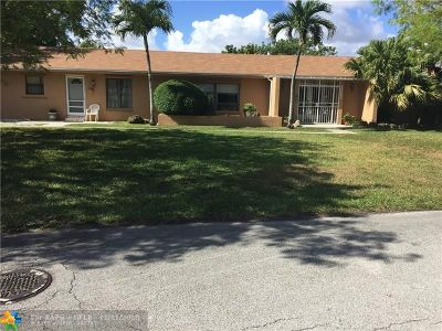 Miami Single Family Home For Sale: 12040 SW 113th Ave
