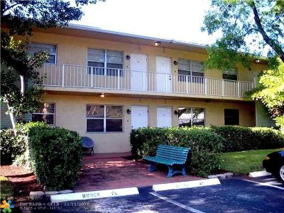 Wilton Manors Rental For Rent: 2607 NE 8th Ave #33