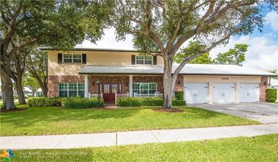 Boca Raton Single Family Home For Sale: 1838 SW 6th Ct