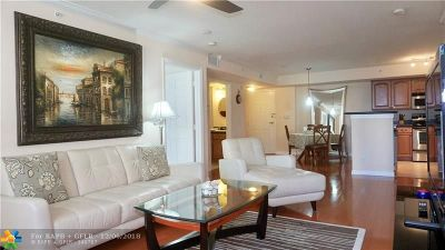West Palm Beach Condo/Townhouse For Sale: 1801 N Flagler Drive #419