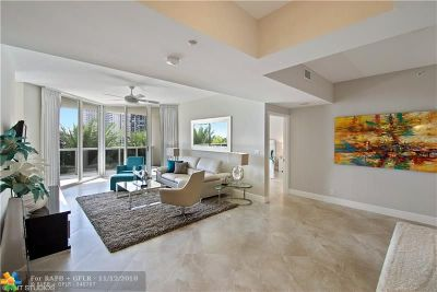 Condo/Townhouse Sold: 3100 N Ocean Blvd #506