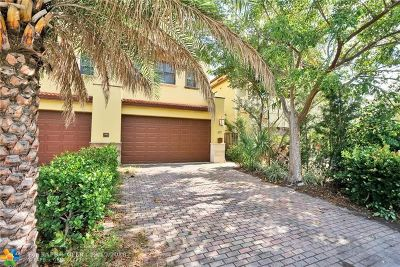 Fort Lauderdale Single Family Home For Sale: 614 SW 8th Ave