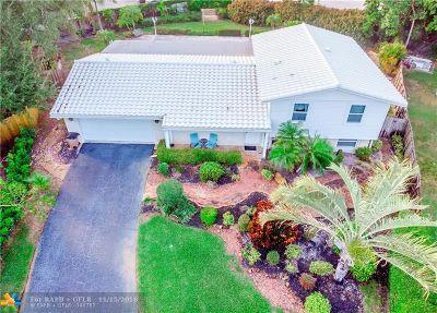 Deerfield Beach Single Family Home For Sale: 43 NE 11th Way (Little Harbor Way)