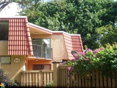 Boca Raton Rental For Rent: 8063 Severn Dr #D