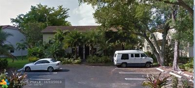 Coral Springs Rental For Rent: 11556 NW 36th St #2