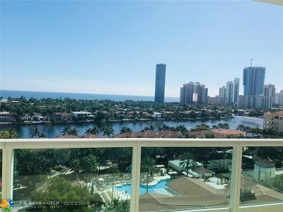 Aventura Condo/Townhouse For Sale: 20155 NE 38th Ct #1401
