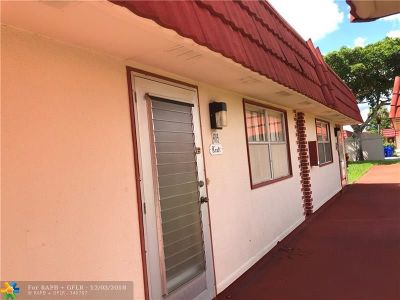Delray Beach Condo/Townhouse For Sale: 189 Seville H #189