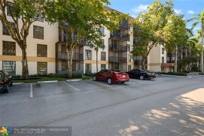 Lauderhill Condo/Townhouse For Sale: 5550 NW 44th St #412B