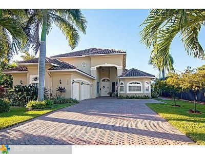 Coral Ridge, Coral Ridge 21-50 B, Coral Ridge Add, Coral Ridge Country Club Single Family Home For Sale: 2620 NE 18th St