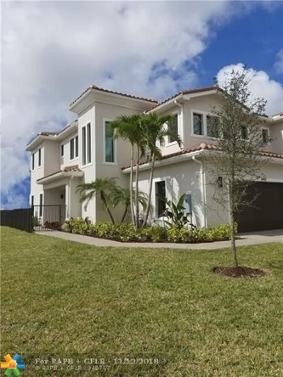 Fort Lauderdale Single Family Home For Sale: 3469 Emerson Ln