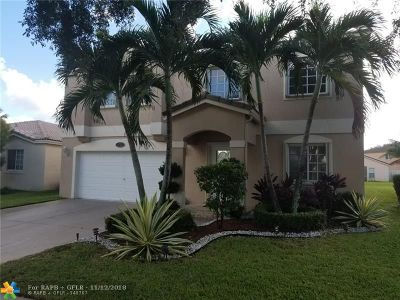 Miramar Single Family Home For Sale: 10452 SW 23rd Ct