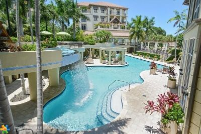 Fort Lauderdale Condo/Townhouse For Sale: 2631 NE 14th Ave #219