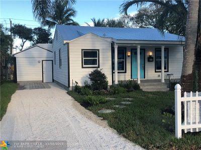 Delray Beach Single Family Home For Sale: 617 SE 4th Avenue