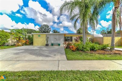 Dania Beach Single Family Home For Sale: 4720 SW 43rd Ave