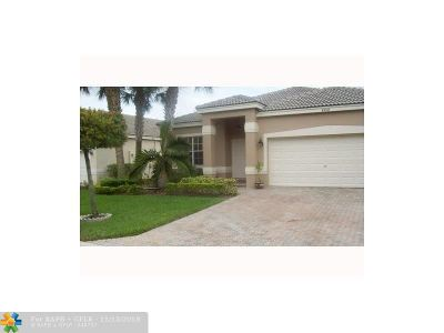 Coconut Creek Rental For Rent: 4904 NW 57th Mnr