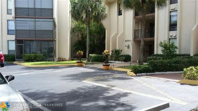 Tamarac FL Condo/Townhouse For Sale: $114,000